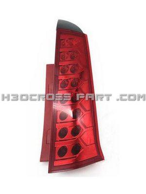 چراغ خطر روی ستون راست دانگ فنگ اچ سی کراس H30 CROSS