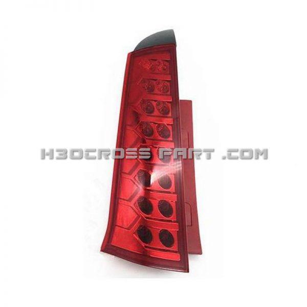 چراغ خطر روی ستون چپ دانگ فنگ اچ سی کراس H30 CROSS